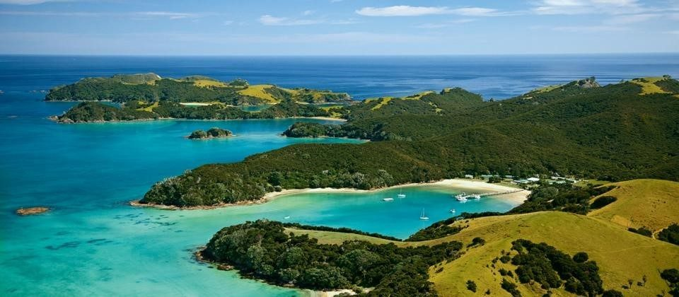 Overnight cruise to the Bay of Islands