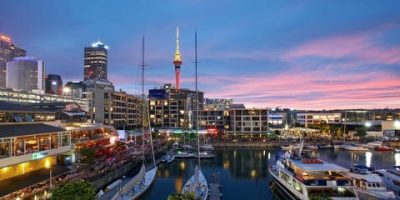 Spend time in the beautiful city of Auckland (1.6 mil population).  Experience the night life!