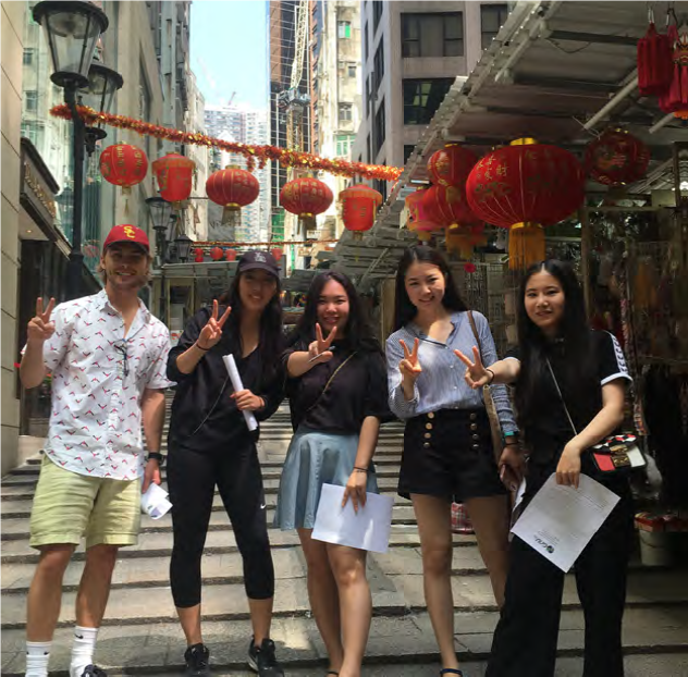 Students in Asia Pacific